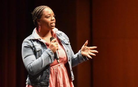 Black Lives Matter co-founder speaks on combatting racism