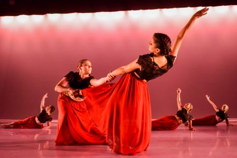SBCC Dance Co. owns the stage in stunning festival performance