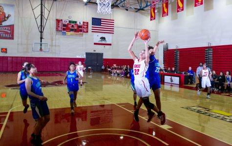 Women's Basketball finishes first round with a flurry of threes
