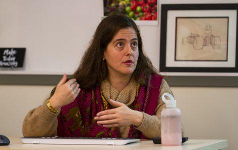 SBCC professor sheds light on government surveillance deceit