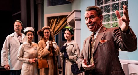 Upcoming 'Harvey' play to bring comedic relief on mental illness