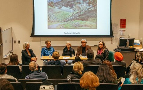 """In Wildness"" panel brings Oak Group Artists to City College"