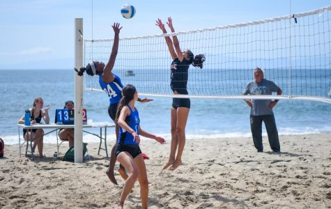 Undermanned SBCC beach volleyball team suffers two losses