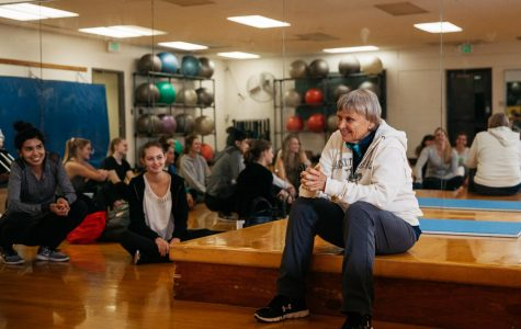 Athletics professor improves student lives for over 40 years