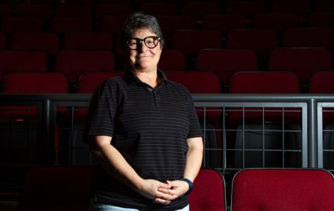 SBCC's co-chair, scenic director lights up the theatre department