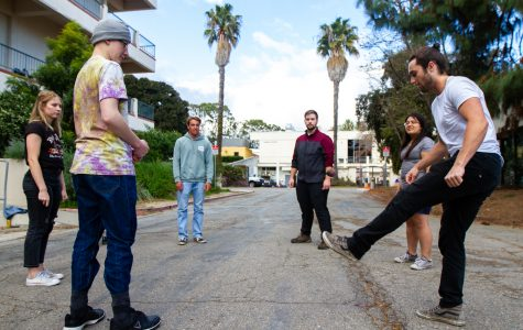 Hacky Sack Club brings light-hearted fun to City College