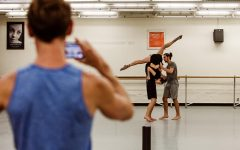 Navigation to Story: It takes more than one to tango, dancer adapts to remote classes