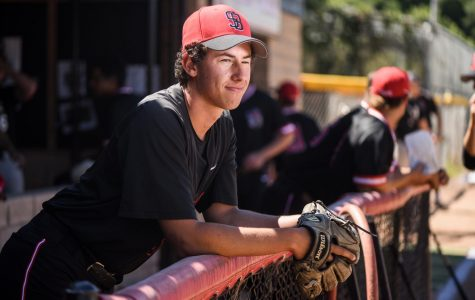 SBCC baseball player returns to the field with newfound passion