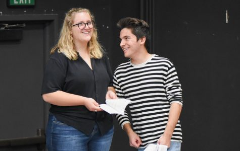 "SBCC actor, student shines in ""Significant Other"" spotlight"