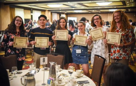 Channels staff wins host of awards at journalism conference