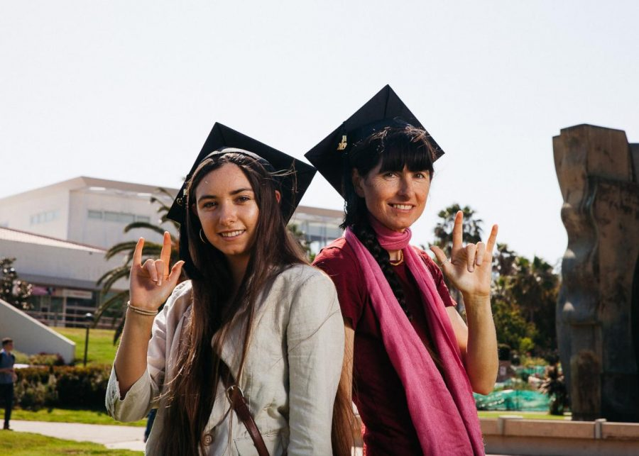 Mother and daughter graduate together  with AA degree in ASL