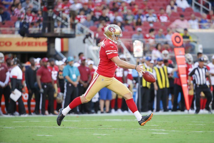 Photo by Terrell Lloyd/ San Francisco 49ers