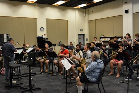City College's Lunch Break Big Band soars into spring semester