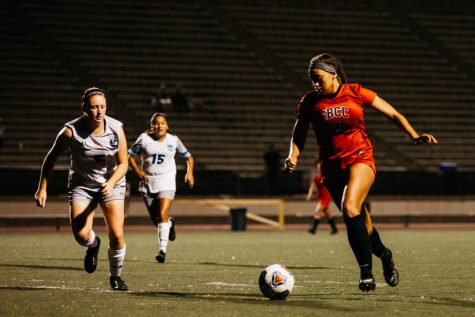 SBCC women's soccer comes up short in state semi-final match