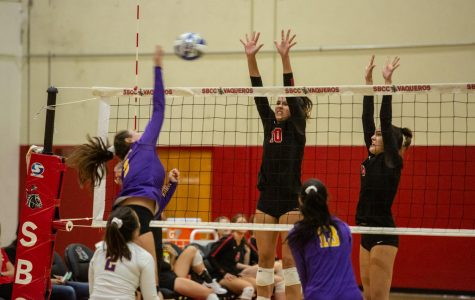 SBCC players fight through illness, beat Cal Lutheran JV 3-0 at home
