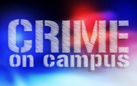 This week's crime: Student seized, arrested during class, car break-in