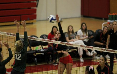 Vaqueros fall to Cuesta College in competitive 5-set match at home