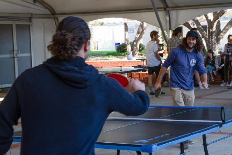 SBCC Ping Pong Club holds first meeting, all skill levels welcome