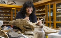 Lab technician finds direction, becomes 'mother' of SBCC geology