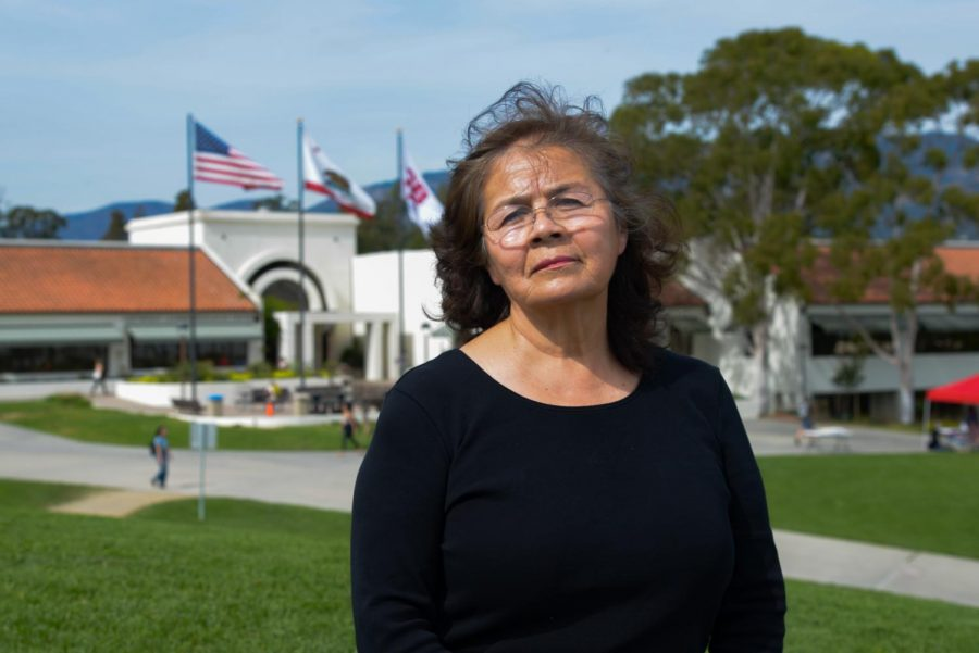 Former+City+College+student+and+current+ESL+tutor+Isabel+Nava+stands+at+her+favorite+spot+on+campus%2C+the+West+Campus+lawn+hill+that+overlooks+the+ocean+on+Thursday%2C+Feb.+27+2020+at+City+College+in+Santa+Barbara%2C+Calif.+Nava+is+working+to+help+students+who+have+moved+here+and+don%27t+speak+English+well+so+they+can+more+easily+overcome+the+same+challenges+she+faced+as+an+international+student.
