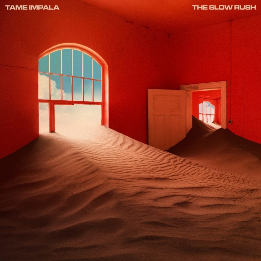 The+Slow+Rush+by+Tame+Impala