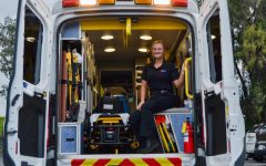 19-year-old attends SBCC classes by day, works as EMT by night
