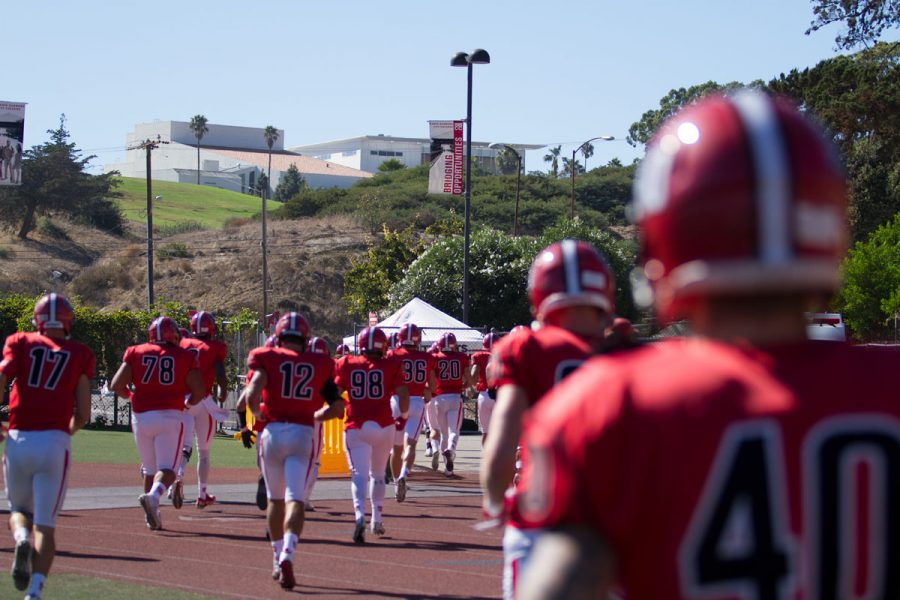 SBCC athletic department pushes forward after 4 positive COVID tests