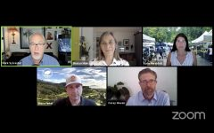 TEDxSantaBarbara Executive Producer Mark Sylvester gathered four experts in Santa Barbara who are making strides in their respective fields to create a more sustainable mindset and society on Saturday, Oct. 10. The local event was part of the global TED launch of