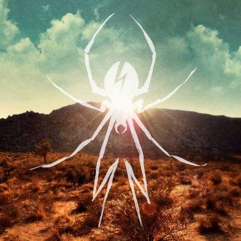 """Danger Days: The True Lives of the Fabulous Kill Joys,"" released by My Chemical Romance on November 22, 2010."