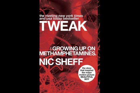 "Courtesy image of ""Tweak: Growing Up on Methamphetamines"" by Nic Sheff."