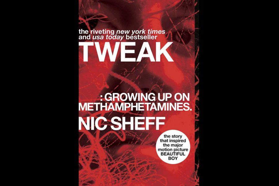 """Courtesy image of """"Tweak: Growing Up on Methamphetamines"""" by Nic Sheff."""