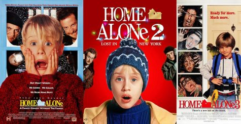 Courtesy art of the Home Alone film series.