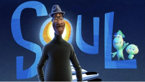 "Courtesy image of Disney's 2020 animated movie ""Soul."""