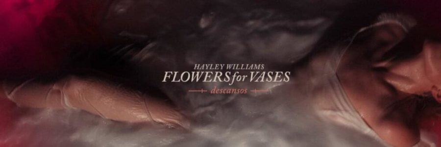 "Album cover for Hayley Williams' solo album ""FLOWERS for VASES / descansos"" courtesy of Atlantic Records."