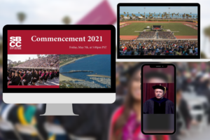 Santa Barbara City College will be hosting its second virtual commencement at 5 p.m. on Friday, May 7. This year's ceremony will be hosted through the Full Measure mobile platform, and all speeches will be prerecorded and available on YouTube.