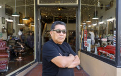 Navigation to Story: Santa Barbara's 'sole man' still shining in retirement
