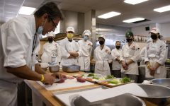 Navigation to Story: Oh crêpe! Culinary department returns to City College kitchens