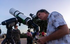 Navigation to Story: Astronomy Club is back in orbit and in-person after 19 months