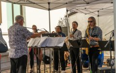 Navigation to Story: SBCC's New World enlivens State Street with Grammy-winning artist