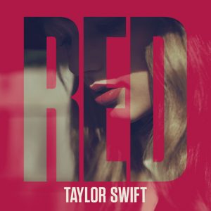 """Courtesy image of the fourth studio album """"Red"""" by Taylor Swift."""